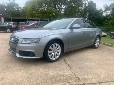 2009 Audi A4 for sale at C & P Autos, Inc. in Ruston LA
