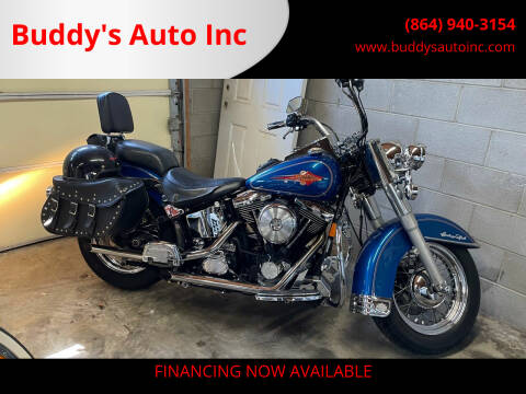 1993 Harley-Davidson Heritage Softail  for sale at Buddy's Auto Inc in Pendleton, SC