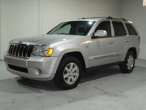 2008 Jeep Grand Cherokee for sale at Ohio Motor Cars in Parma OH