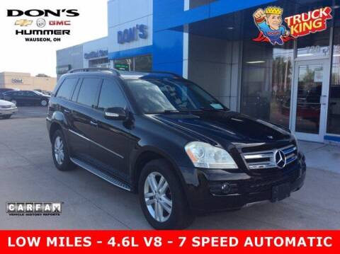 2008 Mercedes-Benz GL-Class for sale at DON'S CHEVY, BUICK-GMC & CADILLAC in Wauseon OH