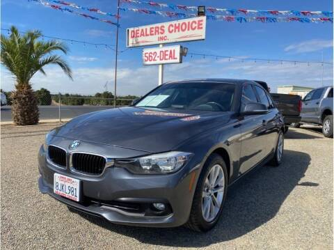 2016 BMW 3 Series for sale at Dealers Choice Inc in Farmersville CA