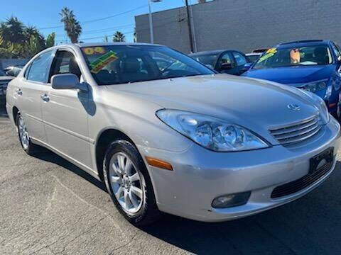 2004 Lexus ES 330 for sale at North County Auto in Oceanside CA