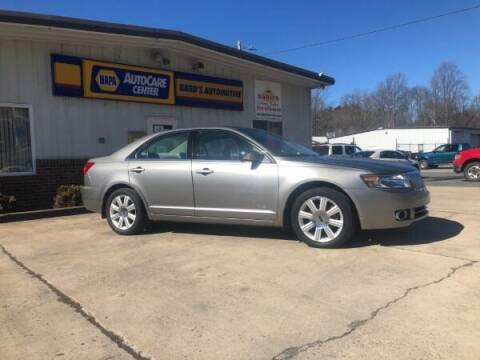 2008 Lincoln MKZ for sale at BARD'S AUTO SALES in Needmore PA