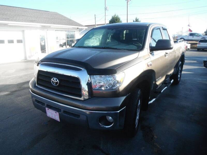 2008 Toyota Tundra for sale at Morelock Motors INC in Maryville TN