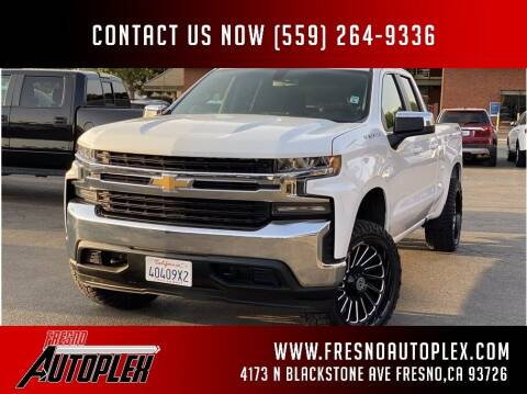 2020 Chevrolet Silverado 1500 for sale at Carros Usados Fresno in Clovis CA