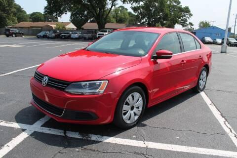 2013 Volkswagen Jetta for sale at Drive Now Auto Sales in Norfolk VA