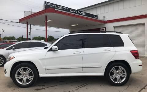 2014 Mercedes-Benz GLK for sale at FAST LANE AUTO SALES in San Antonio TX