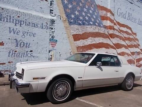 1985 Oldsmobile Toronado for sale at LARRY'S CLASSICS in Skiatook OK