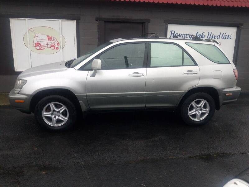 1999 Lexus RX 300 for sale at Bonney Lake Used Cars in Puyallup WA