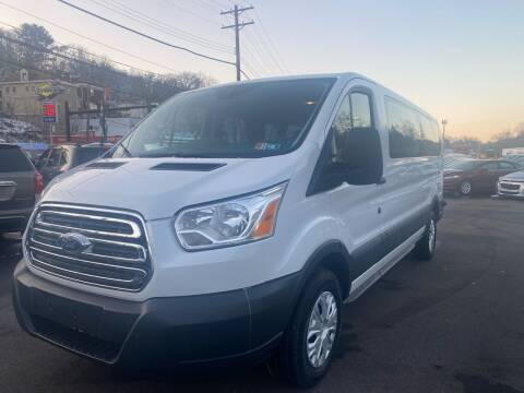 2016 Ford Transit Passenger for sale at Ultra 1 Motors in Pittsburgh PA