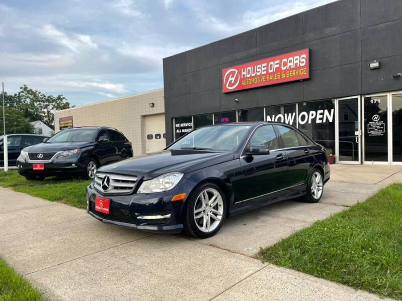 2013 Mercedes-Benz C-Class for sale at HOUSE OF CARS CT in Meriden CT