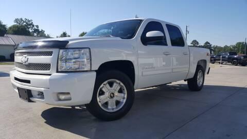 2011 Chevrolet Silverado 1500 for sale at Crossroads Auto Sales LLC in Rossville GA