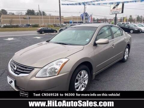 2012 Nissan Altima for sale at BuyFromAndy.com at Hi Lo Auto Sales in Frederick MD