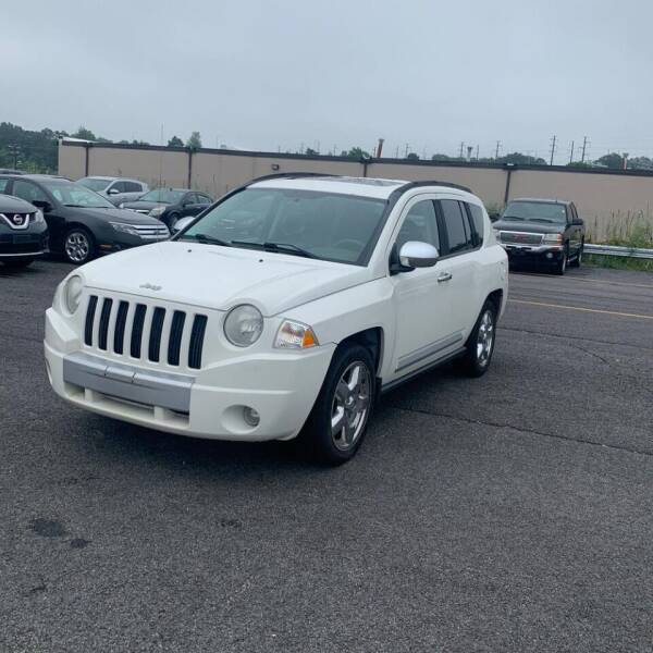 2007 Jeep Compass for sale at MBM Auto Sales and Service in East Sandwich MA