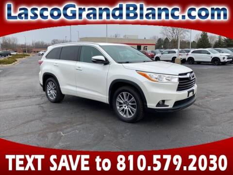 2016 Toyota Highlander for sale at LASCO FORD in Fenton MI