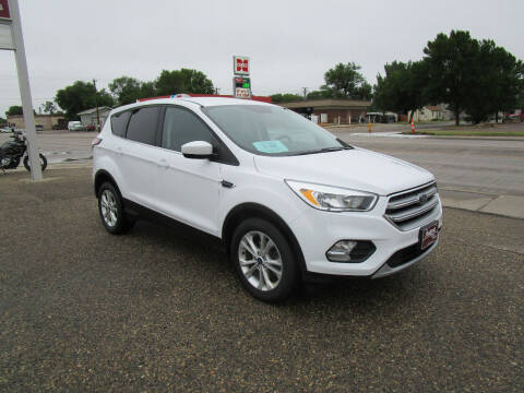 2017 Ford Escape for sale at Padgett Auto Sales in Aberdeen SD