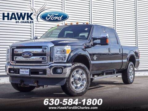 2016 Ford F-250 Super Duty for sale at Hawk Ford of St. Charles in St Charles IL