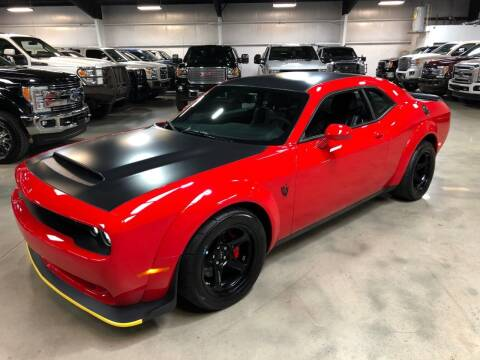 2018 Dodge Challenger for sale at Diesel Of Houston in Houston TX