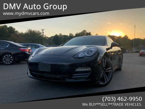 2011 Porsche Panamera for sale at DMV Auto Group in Falls Church VA