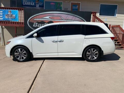 2014 Honda Odyssey for sale at Badlands Brokers in Rapid City SD