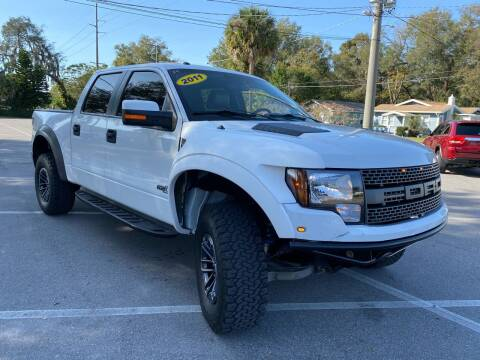 2011 Ford F-150 for sale at CHECK  AUTO INC. in Tampa FL