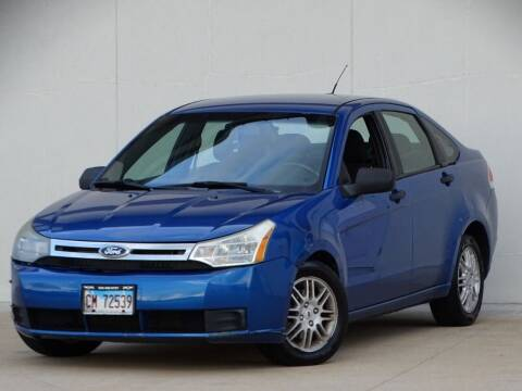 2010 Ford Focus for sale at Chicago Motors Direct in Addison IL