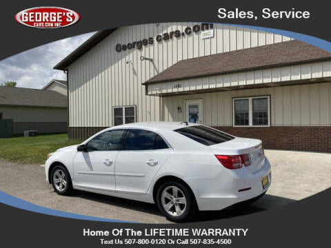 2013 Chevrolet Malibu for sale at GEORGE'S CARS.COM INC in Waseca MN