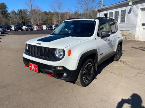 2016 Jeep Renegade for sale at AutoMile Motors in Saco ME