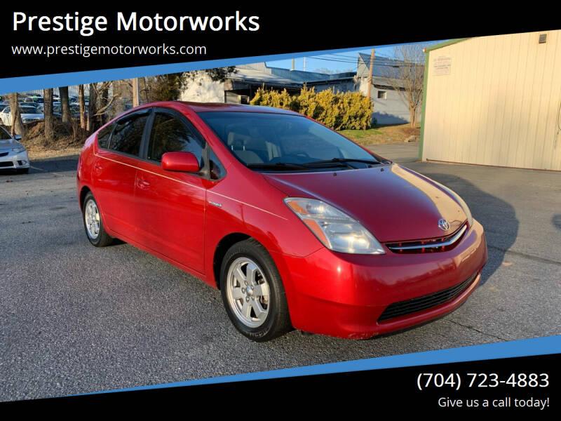 2008 Toyota Prius for sale at Prestige Motorworks in Concord NC