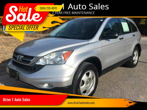 2011 Honda CR-V for sale at Drive 1 Auto Sales in Wake Forest NC