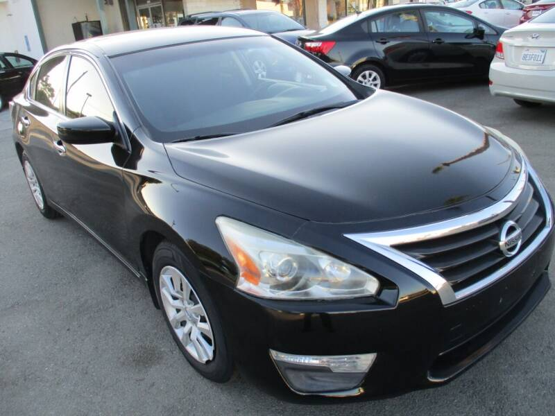 2013 Nissan Altima for sale at Auto Land in Ontario CA