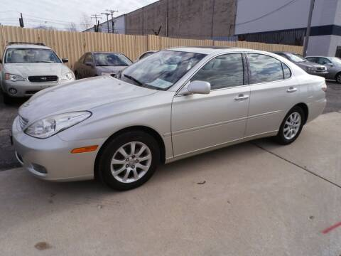 2003 Lexus ES 300 for sale at A-Auto Luxury Motorsports in Milwaukee WI