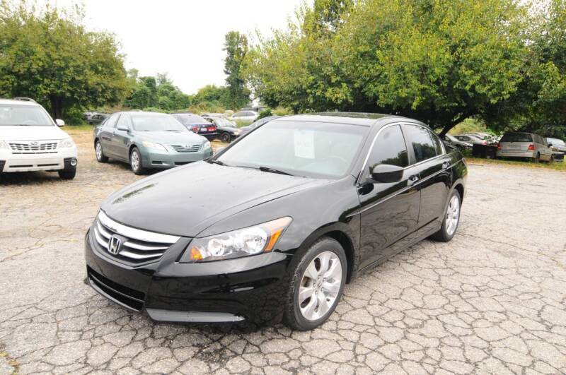 2012 Honda Accord for sale at RICHARDSON MOTORS USED CARS - Buy Here Pay Here in Anderson SC
