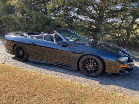 2000 Chevrolet Camaro for sale at Kansas Car Finder in Valley Falls KS