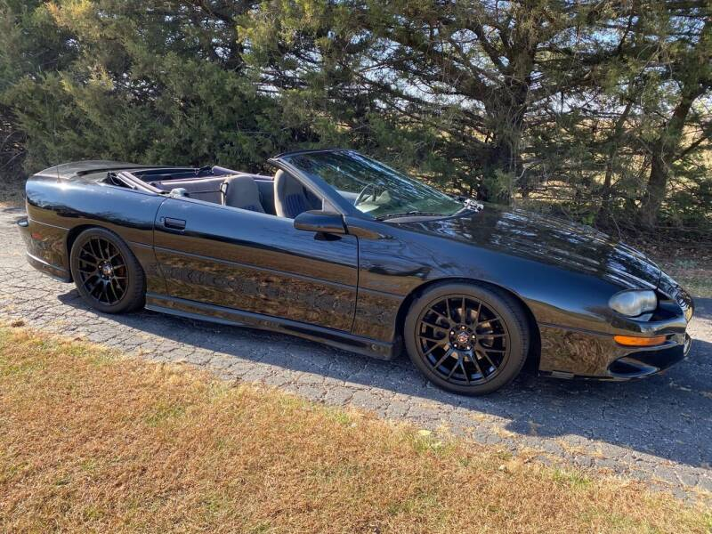 2000 Chevrolet Camaro for sale at Kansas Car Finder in Valley Falls KS
