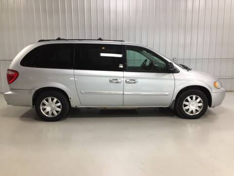 2005 Chrysler Town and Country for sale at Elhart Automotive Campus in Holland MI