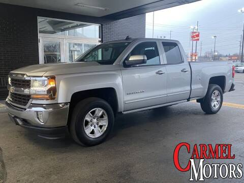 2016 Chevrolet Silverado 1500 for sale at Carmel Motors in Indianapolis IN