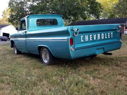 1966 Chevrolet C/K 1500 Series for sale at Music City Rides in Nashville TN