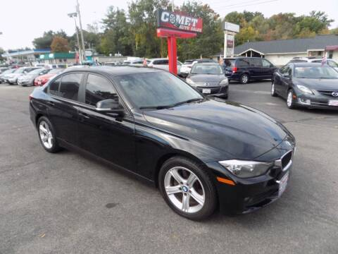 2015 BMW 3 Series for sale at Comet Auto Sales in Manchester NH