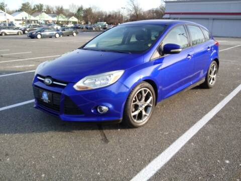 2013 Ford Focus for sale at B&B Auto LLC in Union NJ