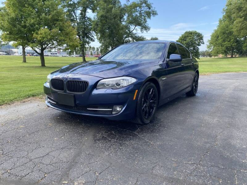 2013 BMW 5 Series for sale at Moundbuilders Motor Group in Heath OH
