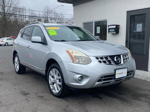2011 Nissan Rogue for sale at Vantage Auto Group in Tinton Falls NJ