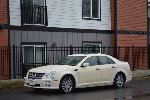 2010 Cadillac STS for sale at Skyline Motors Auto Sales in Tacoma WA