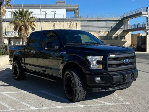 2017 Ford F-150 for sale at Motorcars Group Management - Bud Johnson Motor Co in San Antonio TX