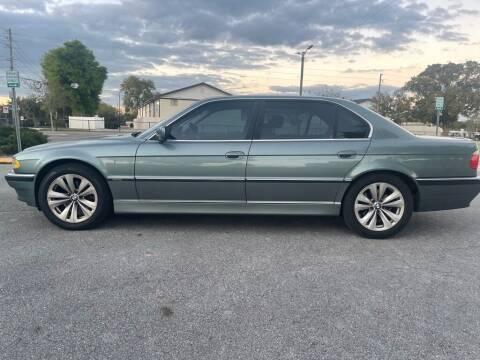2001 BMW 7 Series for sale at Carlando in Lakeland FL