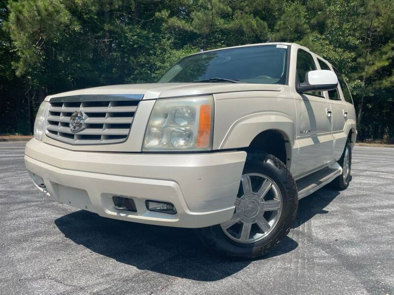 2005 Cadillac Escalade for sale at Global Imports Auto Sales in Buford GA
