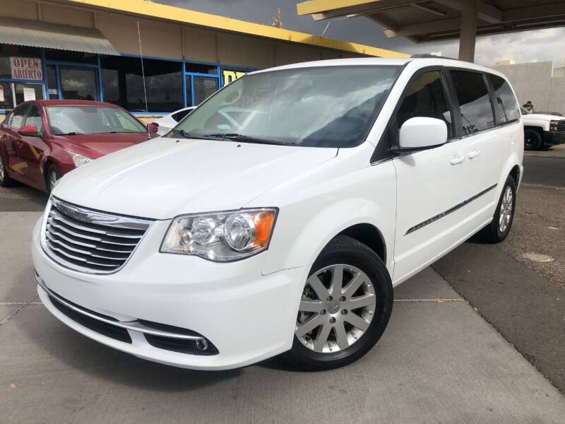 2014 Chrysler Town and Country for sale at DR Auto Sales in Glendale AZ