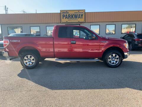 2012 Ford F-150 for sale at Parkway Motors in Springfield IL