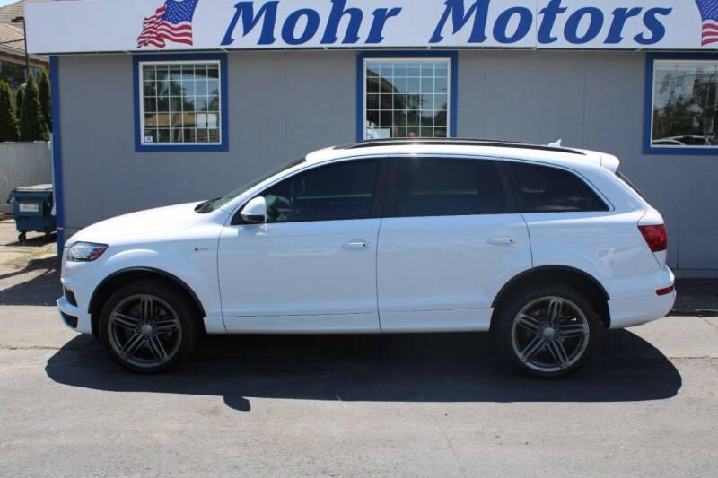 2015 Audi Q7 for sale at Mohr Motors in Salem OR