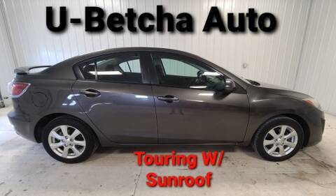 2011 Mazda MAZDA3 for sale at Ubetcha Auto in St. Paul NE